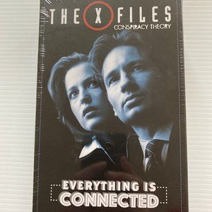 IDW Games Collectable X-files Conspiracy Theory